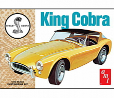 AMT 1/25 PLASTIC MODEL KIT SHELBY KING COBRA AMT793