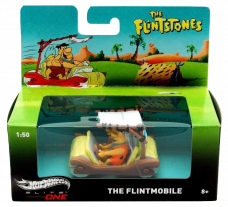 The Flintstones - The Flintmobile 1:50
