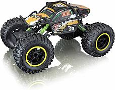 Maisto M81334 Rock Crawler PRO, Black Monster truck