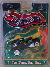 TOM DANIEL Rad Ratz Ice T Rat Hot Rod Iron Legends 1/43
