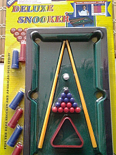 UBL, Desk top snooker set x 2  great fun use on any desktop  great for kids and