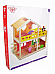HAPPY VILLA Dolls house wooden TKB855  Rec. Age: 3 Years +