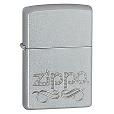Genuine ZIPPO 24335 ZIPPO SCROLL