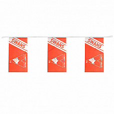 Sydney Swans  AFL Bunting 5 Meters! Bunting  fast shipping