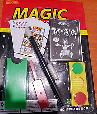 Magic trick set  fun with magic x 2  sets for the price