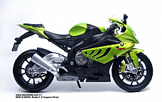 MAISTO BMW S1000RR 1 18 HIGHLY DETAILED MODEL