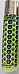 8 x Ganja Leaf, Refillable Clipper Lighters (EB66)
