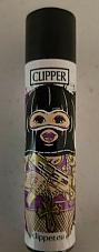 Clipper super gas refillable limited edition rare collectable Russian mafia dol