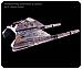 STAR TREK VULCAN SHUTTLE  SURAK   1/187 Scale PLASTIC MODEL KIT  AMT641