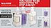 Naleon soap and shampoo dispensers single no drilling m6622