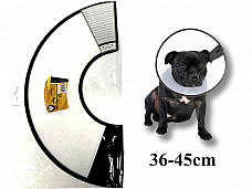 Dog  protection cone collar xtra Large 3645 cm