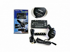Portable Car Charger & Adaptor Kit