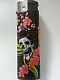 Zico LIGHTER ELECTRONIC GAS REFILLABLE  skull in helmet QUALITY free postage ++