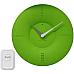 Alcyon Numberic Wall Clock   Wireless Remote Doorbell Door Bell Green