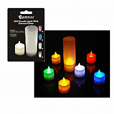 Candle light Led  with frosted cover, candle light with strong brightness