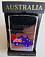 Tiger souvenir oil lighter Australiana high quality x 1 / 12 month warranty