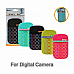 sansai,Ultracompact digital camera case, cell phones and MP3 players + Neopren