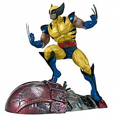 Wolverine vs Sentinal model kit  1:18 new great collectors item