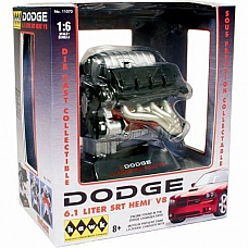 Hawk  Dodge  6.1 SRT  Hemi V8 model motor  highly detailed 11070
