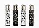 Clipper  4 x Stars Refillable Lighters (EB66) collectable set of 4