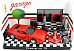 Bburago Race & Play  Ferrari 512 limited edition collectable, licenced product