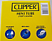 Clipper mini tube refillable electronic utility lighter Clipper quality Blue