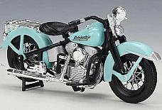 1:18 1946 Harley-Davidson FL Knucklehead - John JT Teller - Sons of Anarchy M