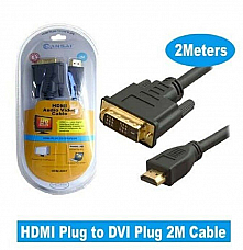 Sansai 2 x HDMI VIDEO CABLE 3 YEAR REPLACEMENT WARRANTY TOP NOTCH