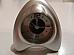 Jewellers Clock high quality metal Rocket alarm clock