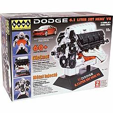 Hawk Dodge 6.1 litre SRT HEMI V8 MODEL KIT 1/6 SCALE