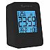 Sansai LCD Digital Display Alarm Clock Battery Desk Table Bedside Backlight