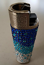 Clipper Diamond  case to suit your Clipper large lighter enhance your lighter